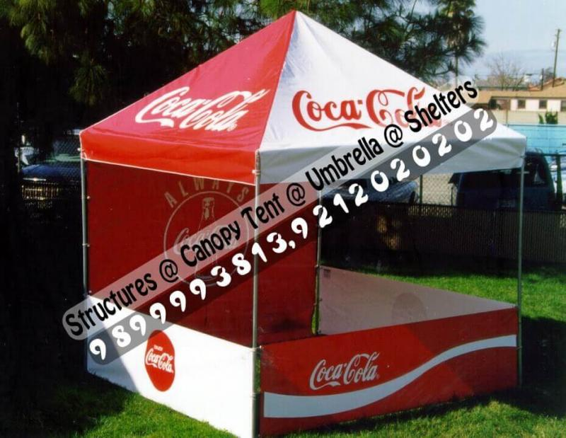 10x10 Canopy Easy Up Canopy Pop Up Canopy Tent Easy Up Tent & MP - 10x10-Canopy-Gazebo-Tent-Manufacturers-Delhi-India