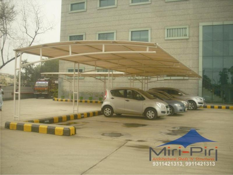 Mp Tensile Car Parking Structure Tensile Car Parking Structures Manufacturer Service Provider Supplier Contractors New Delhi India