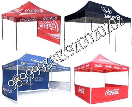 Portable Exhibition Tents : Mp portable work tents manufacturers delhi india