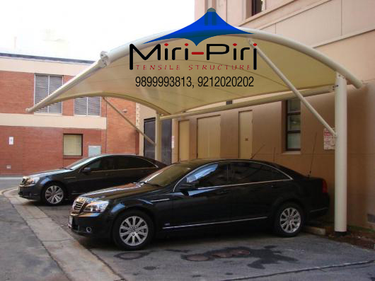Covered Car Parking Structure, Tensile Parking Structures, Car Parking Tents.
