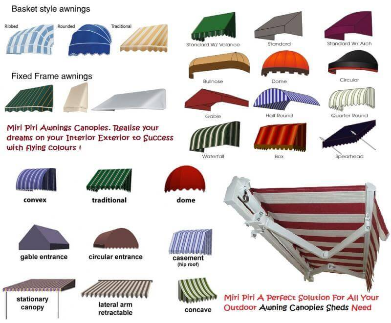 Fixed Awnings- Manufacturers Dealers Contractors Suppliers Delhi India  sc 1 st  Miri Piri & MP - Waterproof Retractable Awning Rainproof Awnings Awnings ...