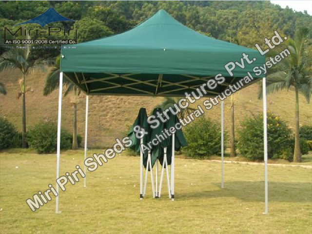 Best and Prominent Garden C&ing Gazebo Fabricators and Suppliers New Delhi & MP - Garden Camping Gazebo - Manufacturer Suppliers from New ...