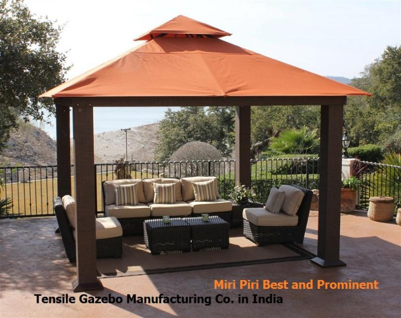 Gazebo Tensile Structure,  Tensile Structure, Tensile Structure Manufacturers,