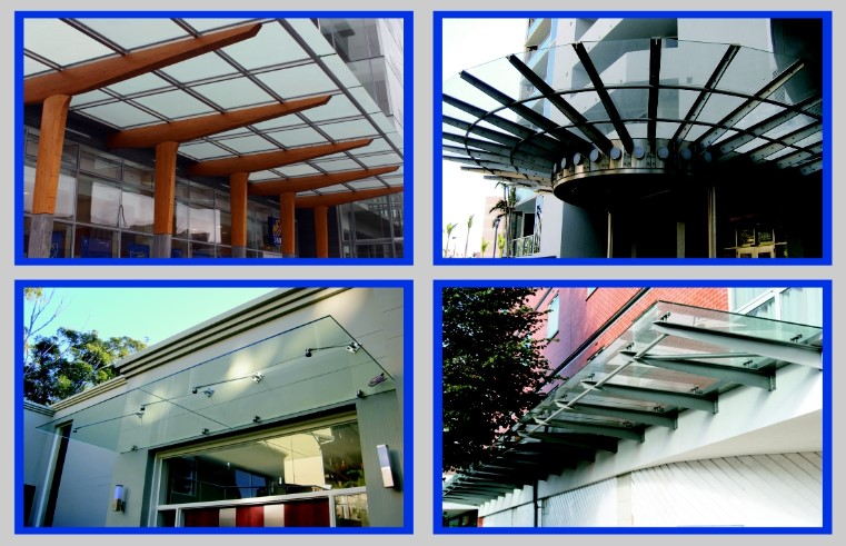 Manufacturers How To Get On The Glass Canopy Awnings In Delhi