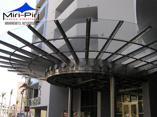 Mp Delhi Glass Canopy Designs Glass Awning