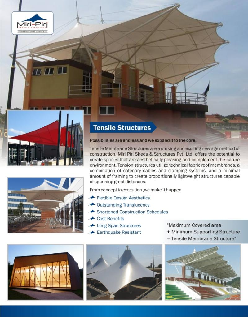 Tensile Structures India Tension Structures India Tensile Canopies India  sc 1 st  Miri Piri & MP - Tensile Structure - Tensile Structures Manufacturer Service ...