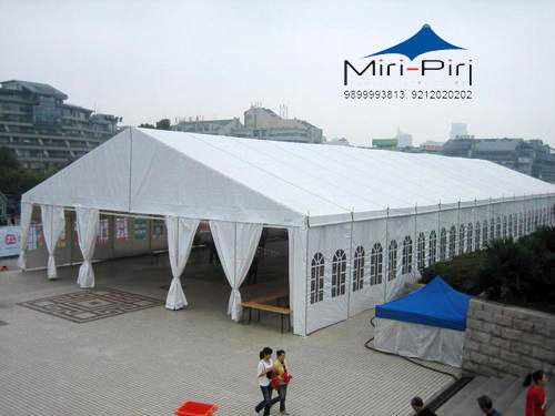 Outdoor Exhibition Tents - Manufacturers | Suppliers | Wholesalers | New Delhi