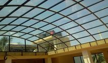 Polycarbonate Awning - Manufacturer, Dealers, Contractors, Suppliers, New Delhi