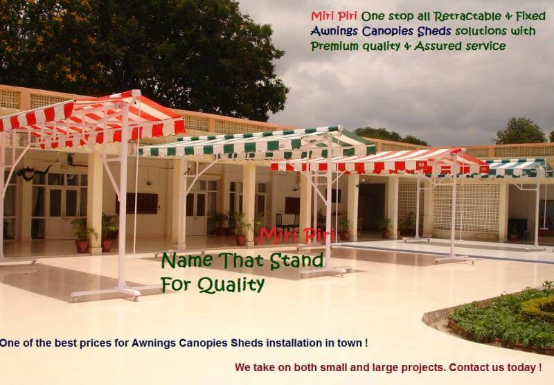 Pool Shade Sails- Manufacturers Dealers Contractors Suppliers Delhi India & MP - Manufacturers - Pool Awnings Retractable Pool Awnings ...