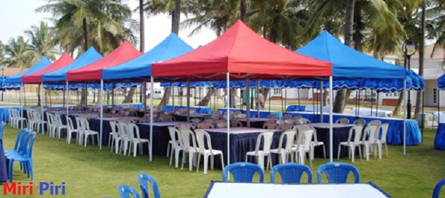 Portable Gazebo -  Manufacturers | Suppliers | Contractors | Service Providers