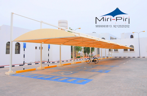 Prefabricated Vehicle Car Parking Sheds - Manufacturer, Contractors, Dealers,