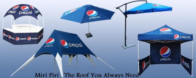 Promotional Canopies - Manufacturers | Suppliers | Wholesalers | Service Provide