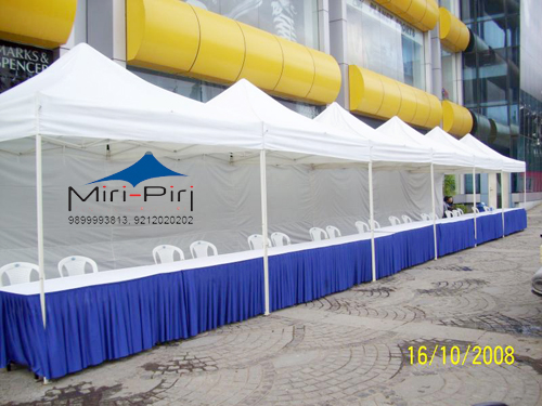Promotional Gazebo - Manufacturers | Suppliers | Wholesalers | Service Provider