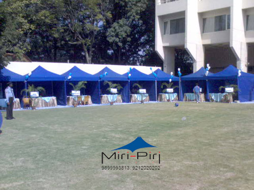 Outdoor Exhibition Stall : Mp india promotional tents manufacturers