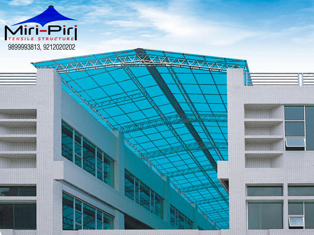 Mp Polycarbonate Roof Polycarbonate Structure Skylight