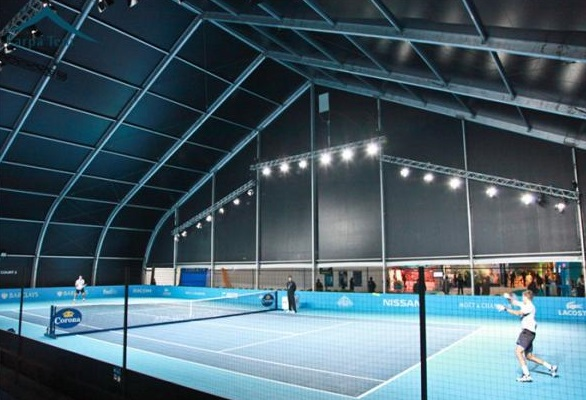 Sports Tent Manufacture Tent For Football Court Tents For Tennis Court Cover & MP - Tents - Manufacturer Suppliers Exporters Service Providers ...
