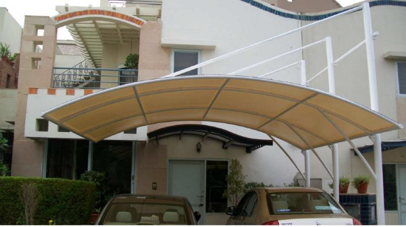 Mp Vehicle Parking Structures Vehicle Car Parking Shed