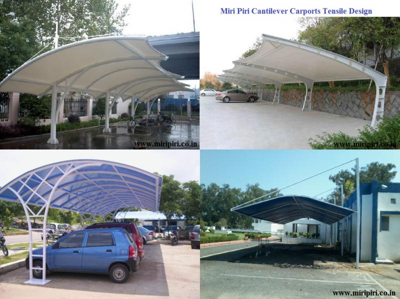 Mp Tensile Car Parking Shades Tensile Car Parking Sheds