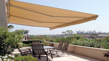 Terrace Awnings - Manufacturer, Dealers, Contractors, Suppliers, Delhi