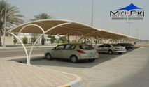 Vehicle Parking Awnings, Vehicle Parking Shed, Vehicle Parking Structures, Delhi