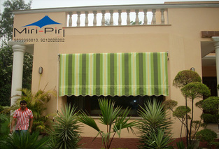 Vertical Awnings, Vertical Awning Windows, Vertical Awning Systems