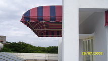 Fixed Residential Awnings | Fixed Frame Patio Awnings | Window Awnings | Canopy