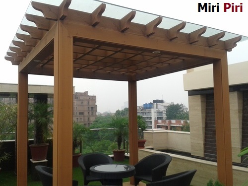 Wooden Gazebo - Manufacturers | Suppliers | Wholesalers | Service Providers |